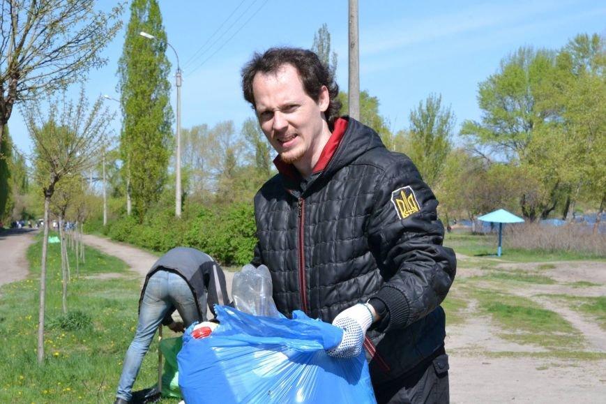 Черкащани приєдналися до акції «Зробимо Україну чистою-2016» (ФОТО), фото-2