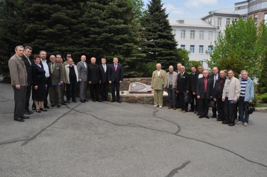 На Днепропетровщине в СБУ открыли памятный знак посвященный 30 годовщине аварии на ЧАЭС. (ФОТО), фото-6