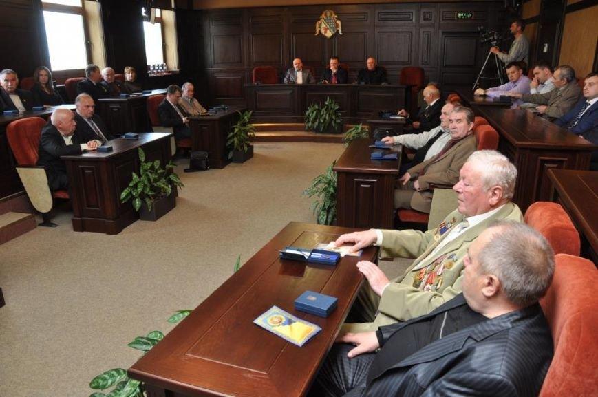 На Днепропетровщине в СБУ открыли памятный знак посвященный 30 годовщине аварии на ЧАЭС. (ФОТО), фото-3