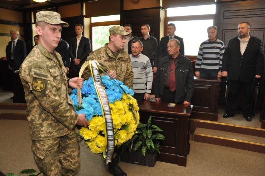 На Днепропетровщине в СБУ открыли памятный знак посвященный 30 годовщине аварии на ЧАЭС. (ФОТО), фото-2