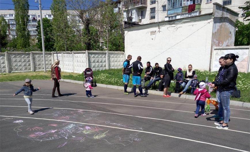 В Черноморске состоялось открытие Кубка летнего чемпионата Арсенал-лиги по мини-футболу 2016 (+фото), фото-1