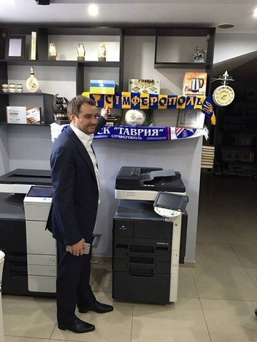 Федерация футбола Крыма будет работать на Херсонщине (Фото) (фото) - фото 1