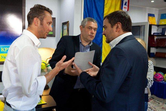 Федерация футбола Крыма будет работать на Херсонщине (Фото) (фото) - фото 2