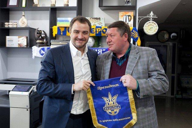 Федерация футбола Крыма будет работать на Херсонщине (Фото) (фото) - фото 3
