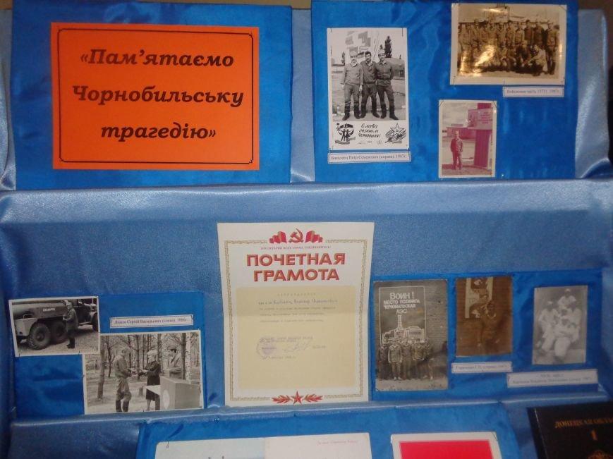 Красноармейский (Покровский) городской исторический музей провёл Урок памяти, приуроченный к 30-й годовщине Чернобыльской катастрофы (фото) - фото 14