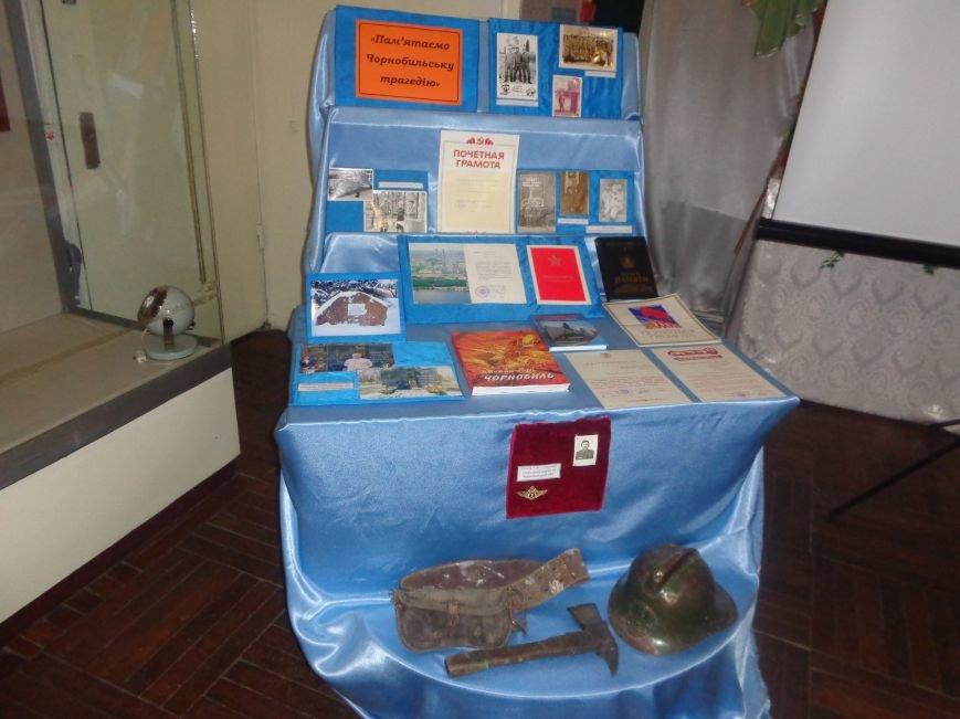 Красноармейский (Покровский) городской исторический музей провёл Урок памяти, приуроченный к 30-й годовщине Чернобыльской катастрофы (фото) - фото 15