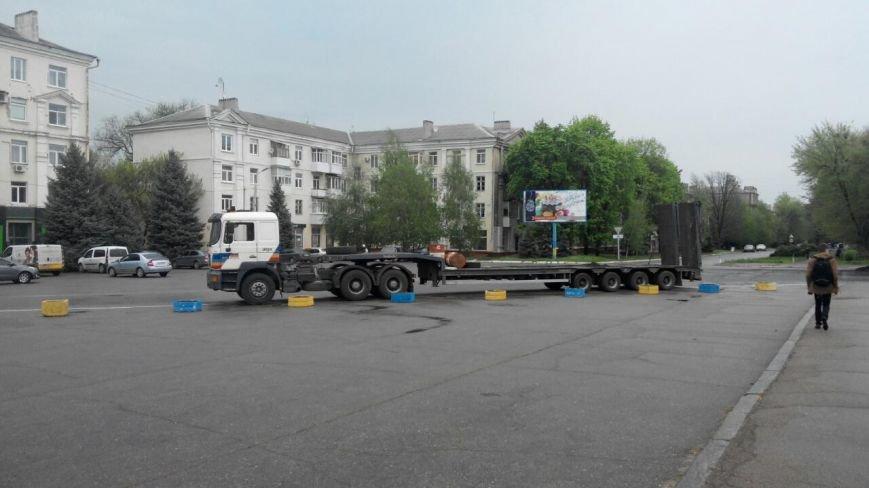 Центр Краматорска готовятся закатать асфальтом, фото-2