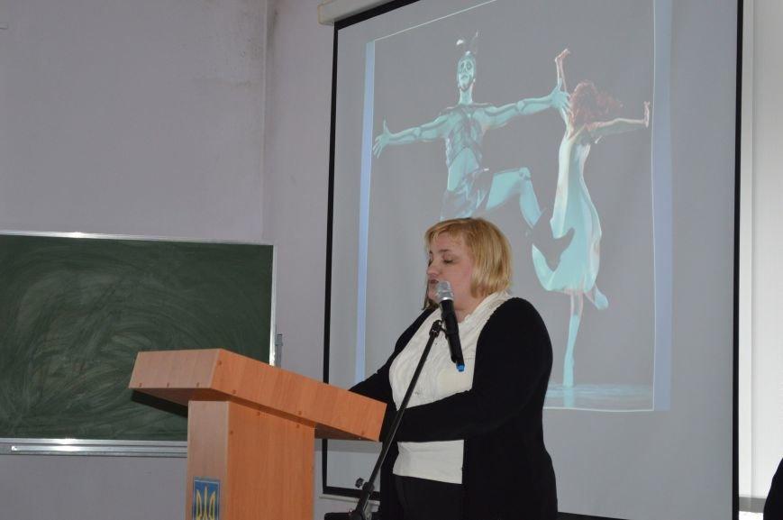 В ДонНТУ Красноармейска (Покровска) прошла открытая лекция, посвящённая женским бесстрашию и героизму (фото) - фото 5