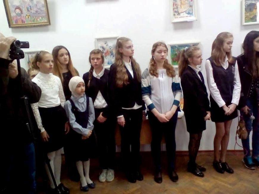 В Херсоне на выставке-конкурсе