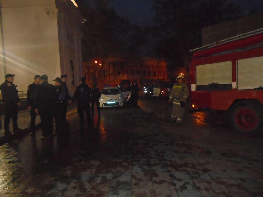 В Одессе неизвестные попытались разогнать Майдан на Думской площади (ФОТО) (фото) - фото 1