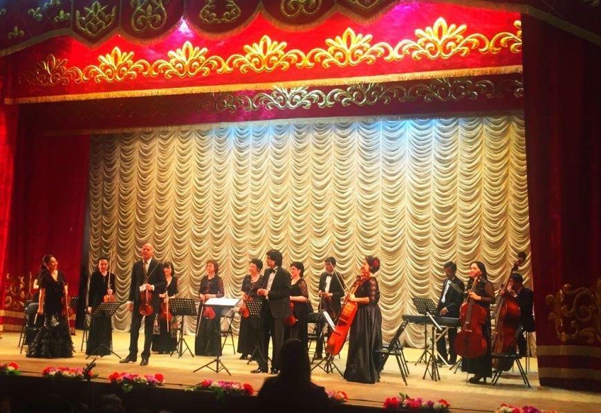 Скрипач из Италии выступил с концертом в Актау, фото-1