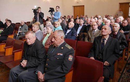 В Ужгороды вшановували Ліквідаторів наслідків аварії на ЧАЕС (фото) - фото 1
