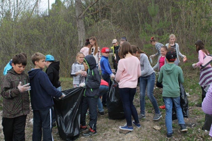 Всеукраїнська екологічна акція «Зробимо Україну чистою разом» (фото) - фото 3