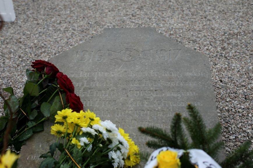 У Тернополі вшановували пам'ять полеглих у Першій Світовій війні бельгійських солдат, фото-4