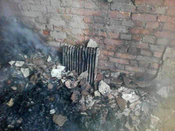 У Тячівському районі горіла школа (фото) - фото 3