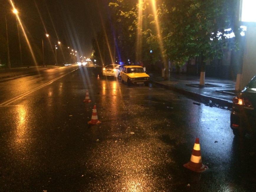 Вечер ДТП в Днепропетровске: столкнулись ЗАЗ и Subaru Forester, а также Toyota Corolla и ВАЗ (ФОТО) (фото) - фото 8