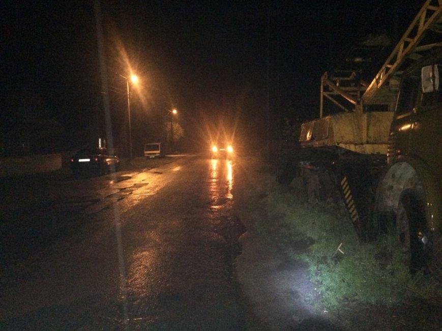 Вечер ДТП в Днепропетровске: столкнулись ЗАЗ и Subaru Forester, а также Toyota Corolla и ВАЗ (ФОТО) (фото) - фото 3