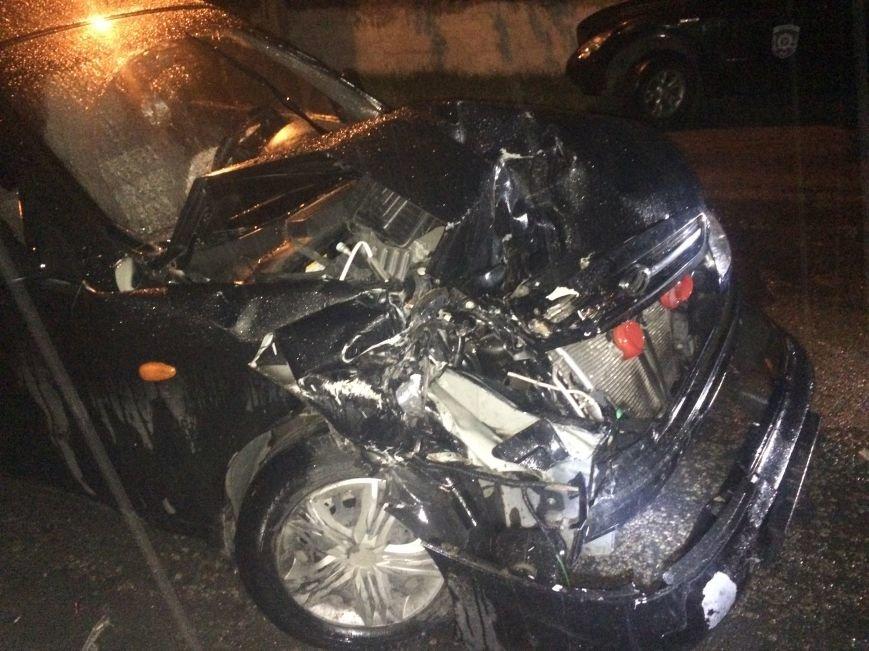 Вечер ДТП в Днепропетровске: столкнулись ЗАЗ и Subaru Forester, а также Toyota Corolla и ВАЗ (ФОТО) (фото) - фото 4