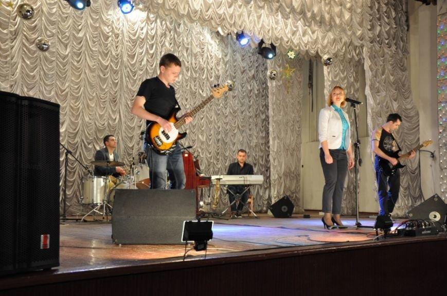 Отчетный концерт в городе Белицкое (фото) - фото 1
