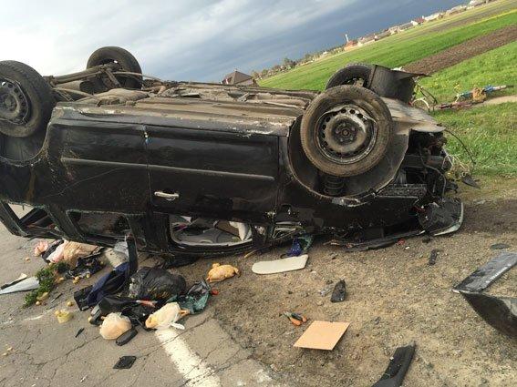 На Березнівщині загинув водій, авто якого перекинулося (ФОТО) (фото) - фото 3