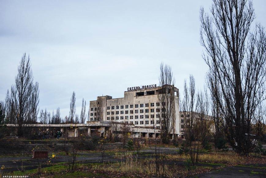 Чернобыль 30 лет спустя: причина смерти сотен тысяч человек или международный аттракцион (ФОТО), фото-41