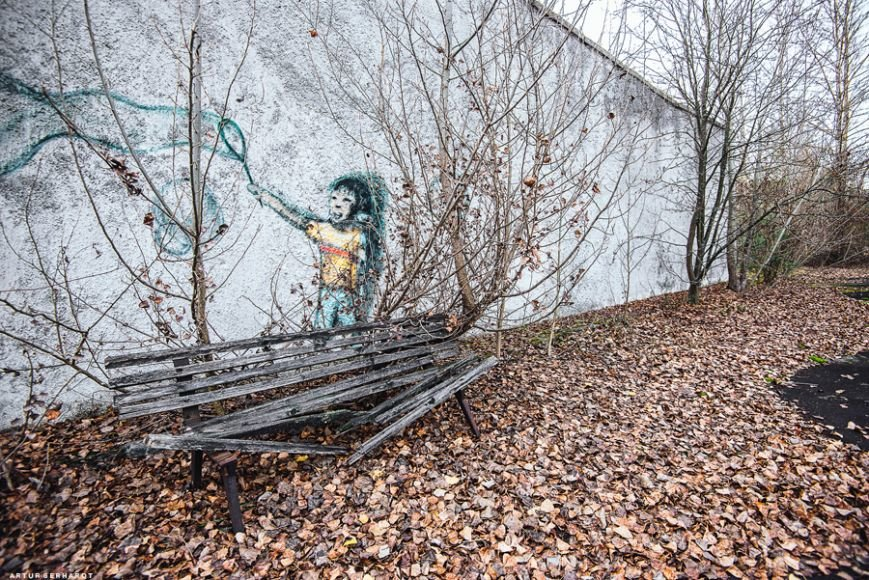 Чернобыль 30 лет спустя: причина смерти сотен тысяч человек или международный аттракцион (ФОТО), фото-47