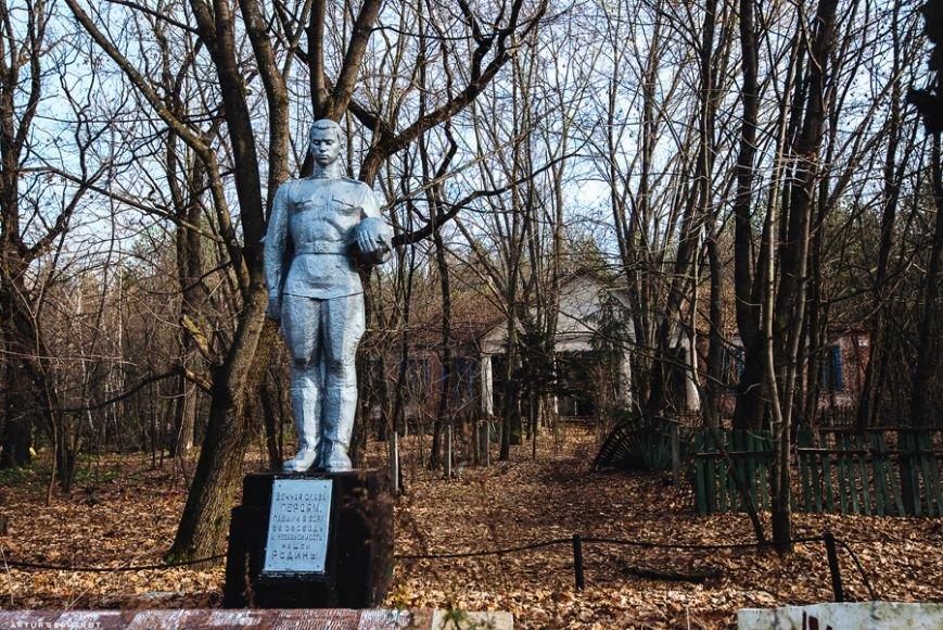 Чернобыль 30 лет спустя: причина смерти сотен тысяч человек или международный аттракцион (ФОТО), фото-9