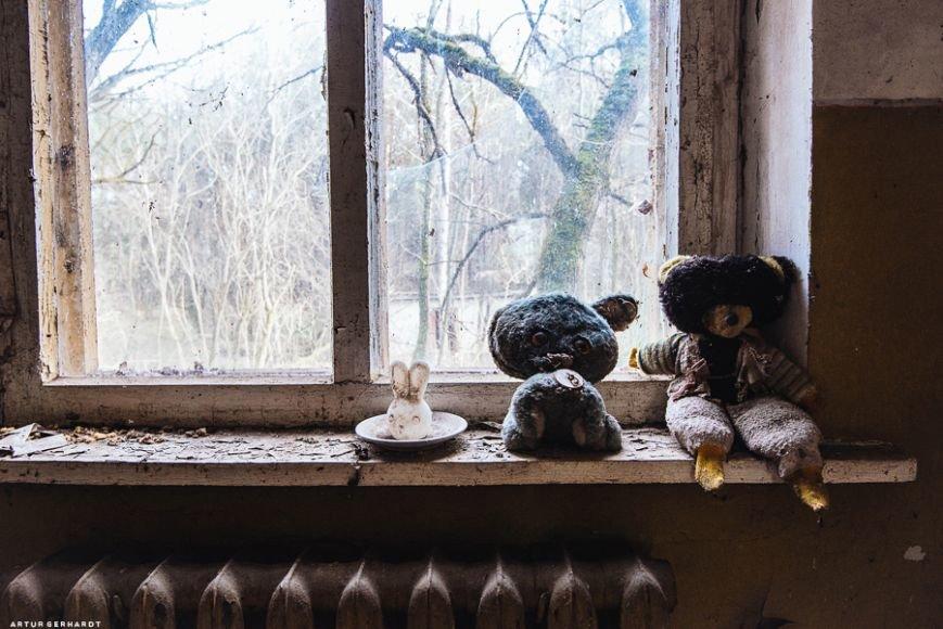 Чернобыль 30 лет спустя: причина смерти сотен тысяч человек или международный аттракцион (ФОТО), фото-17
