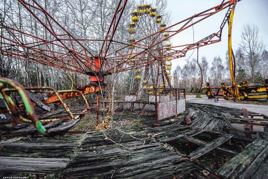 Чернобыль 30 лет спустя: причина смерти сотен тысяч человек или международный аттракцион (ФОТО), фото-52