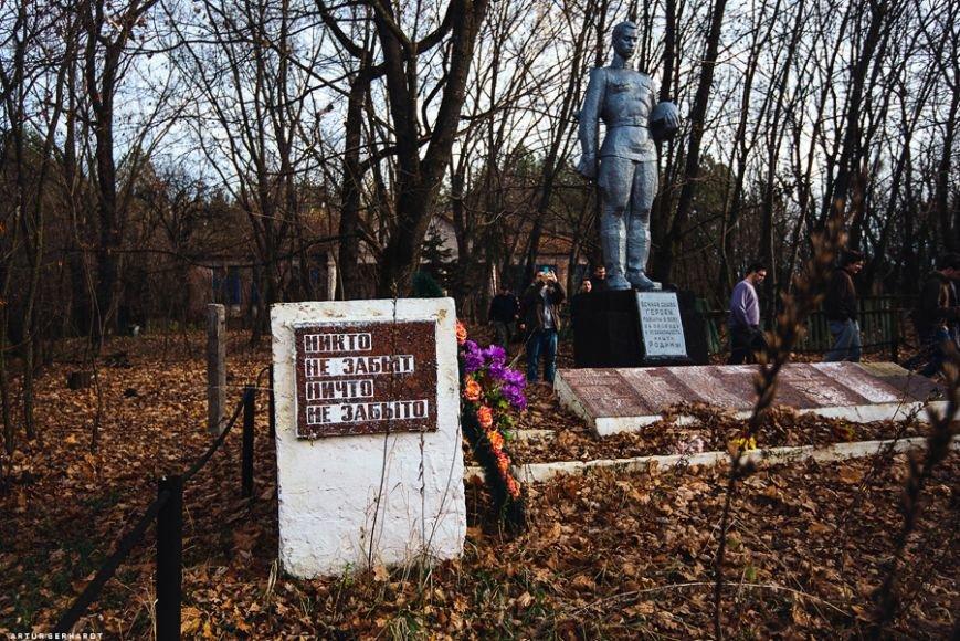 Чернобыль 30 лет спустя: причина смерти сотен тысяч человек или международный аттракцион (ФОТО), фото-33