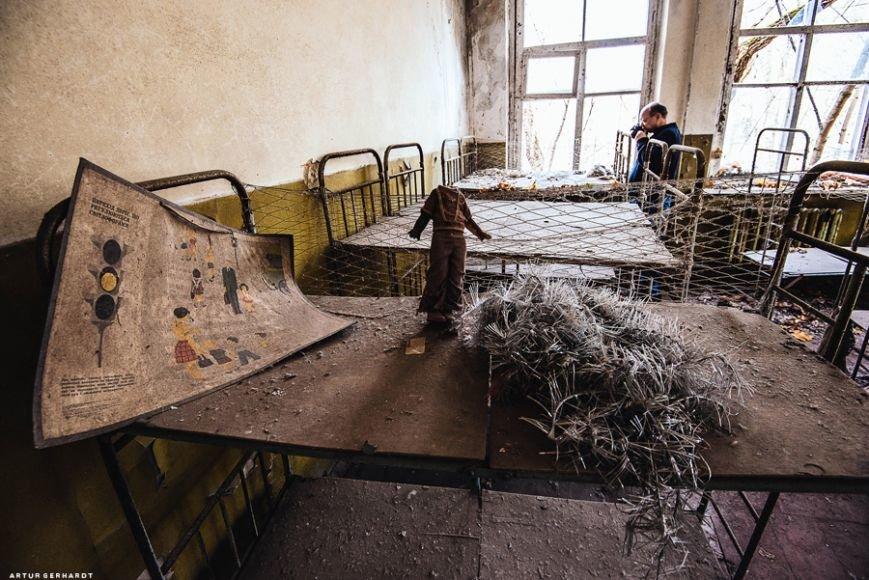 Чернобыль 30 лет спустя: причина смерти сотен тысяч человек или международный аттракцион (ФОТО), фото-27