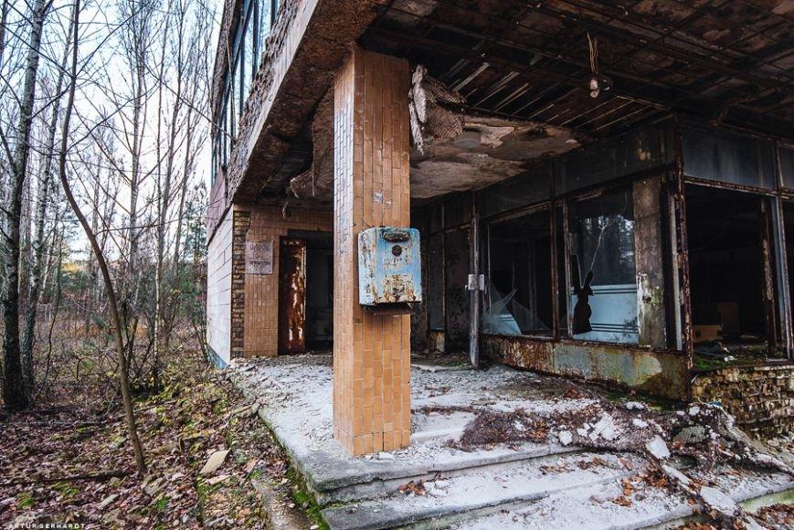 Чернобыль 30 лет спустя: причина смерти сотен тысяч человек или международный аттракцион (ФОТО), фото-56