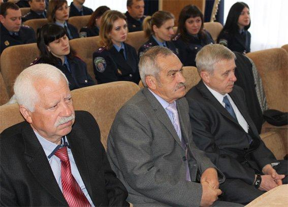 У Нацполіції Кіровоградщини вшанували правоохоронців-ліквідаторів (фото) - фото 1