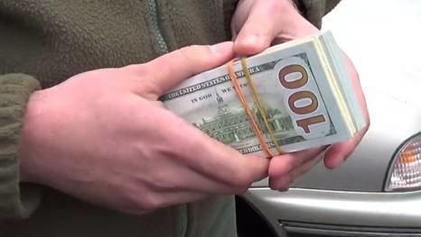 В Донецкой области на взятке в 12 тысяч долларов погорел депутат горсовета (ФОТО, ВИДЕО) (фото) - фото 2