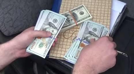 В Донецкой области на взятке в 12 тысяч долларов погорел депутат горсовета (ФОТО, ВИДЕО) (фото) - фото 1