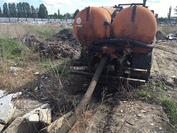 В Днепропетровске полиция раскрыла преступную схему утилизации опасных отходов (ФОТО) (фото) - фото 2
