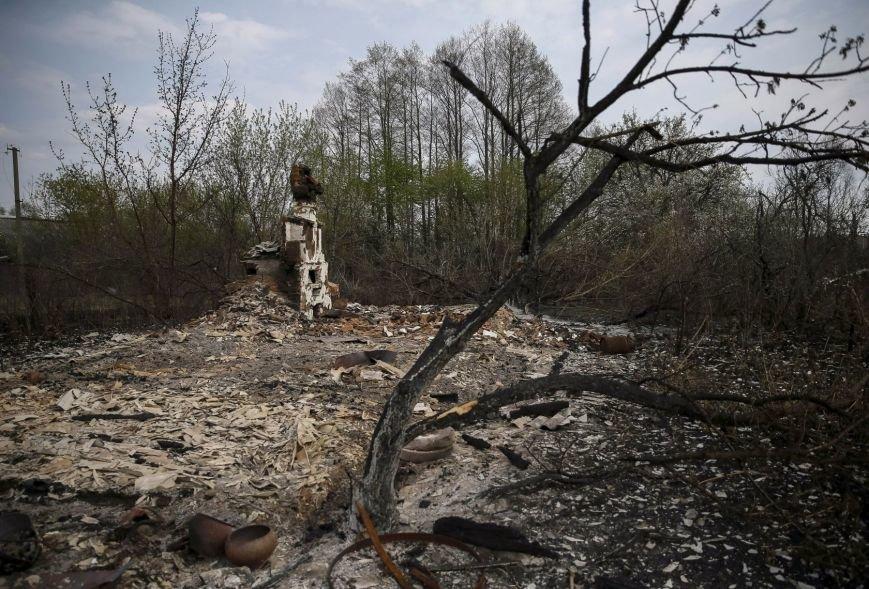 Гірчить Чорнобиль, крізь роки гірчить..., фото-2
