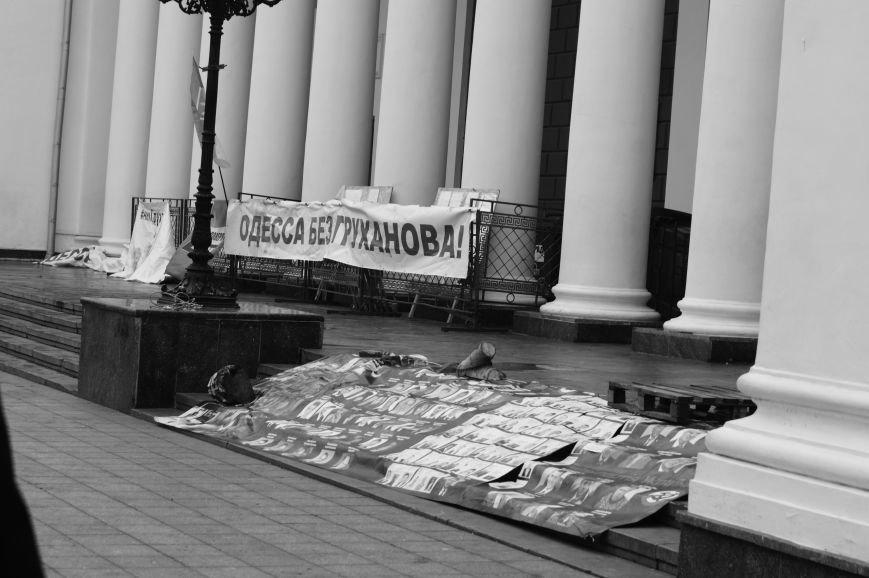 1bb2f1fa65ff618438c273b57105a244 Полиция с титушками на службе у мэрии: Как в Одессе разгоняли мирный протест