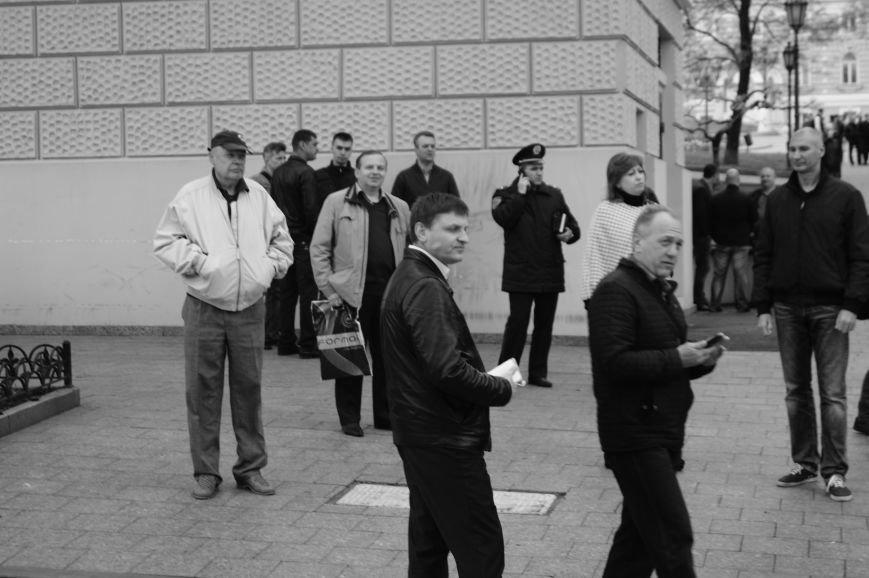 28c49e414cb7ff9720cbc3777687bf6b Полиция с титушками на службе у мэрии: Как в Одессе разгоняли мирный протест