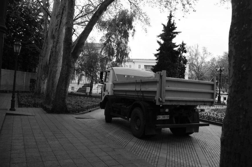 3b6c31015fe9fd40d359f6360fac56a3 Полиция с титушками на службе у мэрии: Как в Одессе разгоняли мирный протест