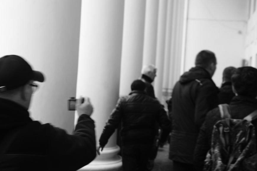49a79409d2b6ba6f0fa7c69d0aa3a14d Полиция с титушками на службе у мэрии: Как в Одессе разгоняли мирный протест