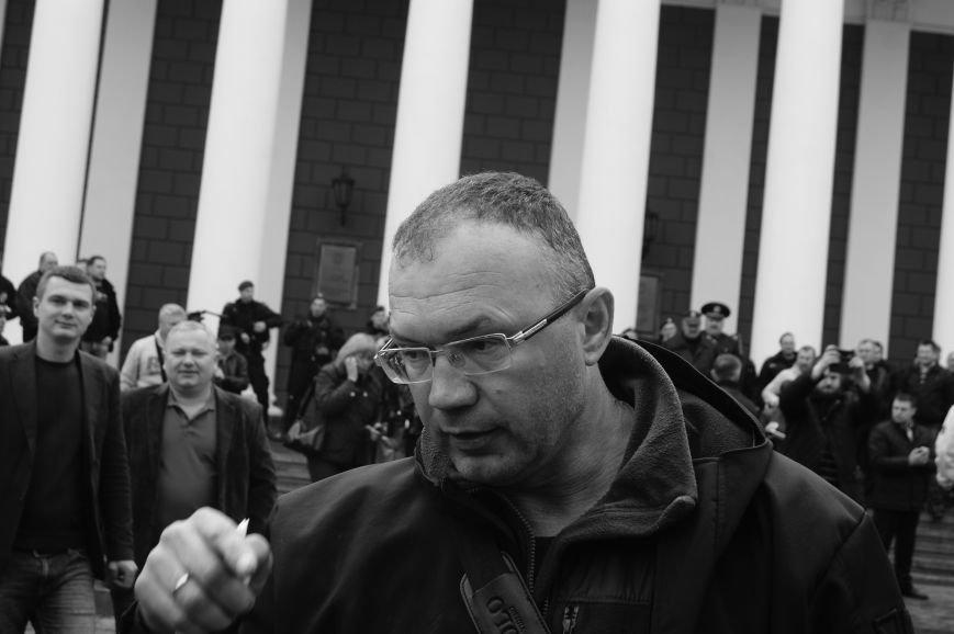 62dcd5bffe830208b8c53d72d9e489ab Полиция с титушками на службе у мэрии: Как в Одессе разгоняли мирный протест