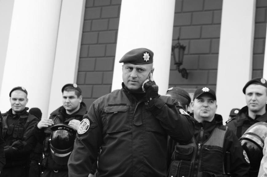 766f81dcf5e8153940f200246bea1017 Полиция с титушками на службе у мэрии: Как в Одессе разгоняли мирный протест