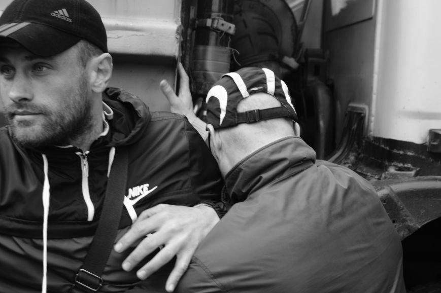 b39fcd7e765f790b20341626082bacde Полиция с титушками на службе у мэрии: Как в Одессе разгоняли мирный протест