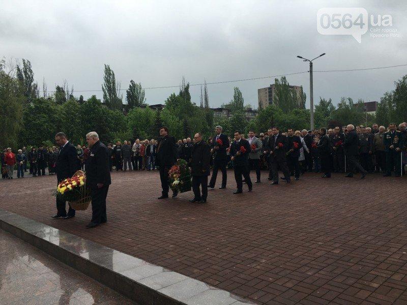 В Кривом Роге почтили память ликвидаторов Чернобыльской аварии (ФОТО), фото-11