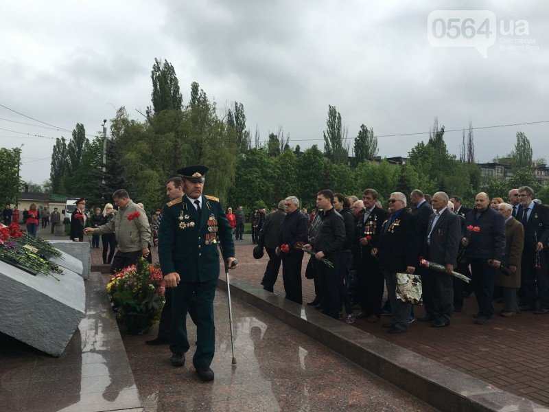 В Кривом Роге почтили память ликвидаторов Чернобыльской аварии (ФОТО), фото-16
