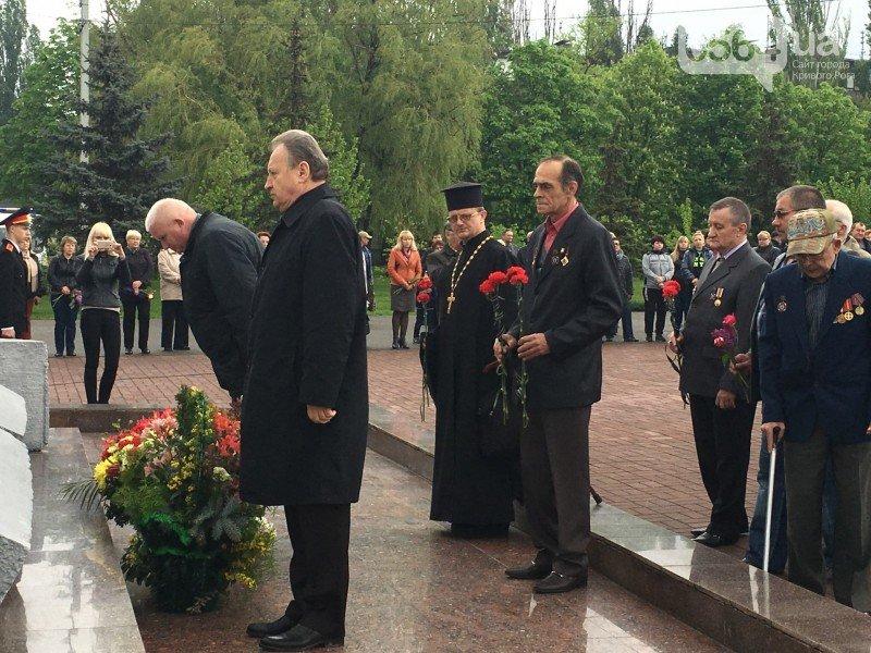 В Кривом Роге почтили память ликвидаторов Чернобыльской аварии (ФОТО), фото-14