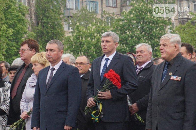 В Кривом Роге почтили память ликвидаторов Чернобыльской аварии (ФОТО), фото-6
