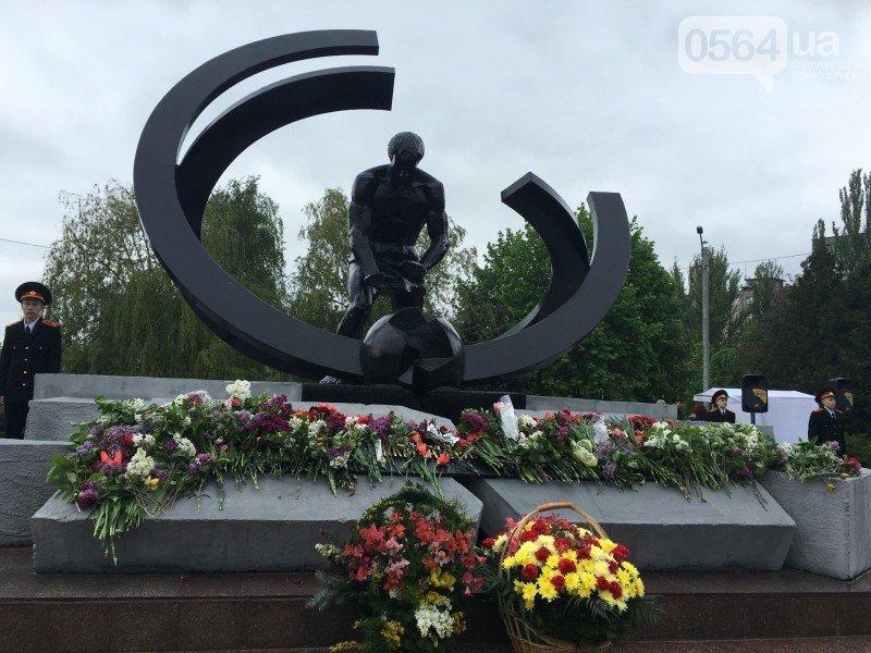 В Кривом Роге почтили память ликвидаторов Чернобыльской аварии (ФОТО), фото-22