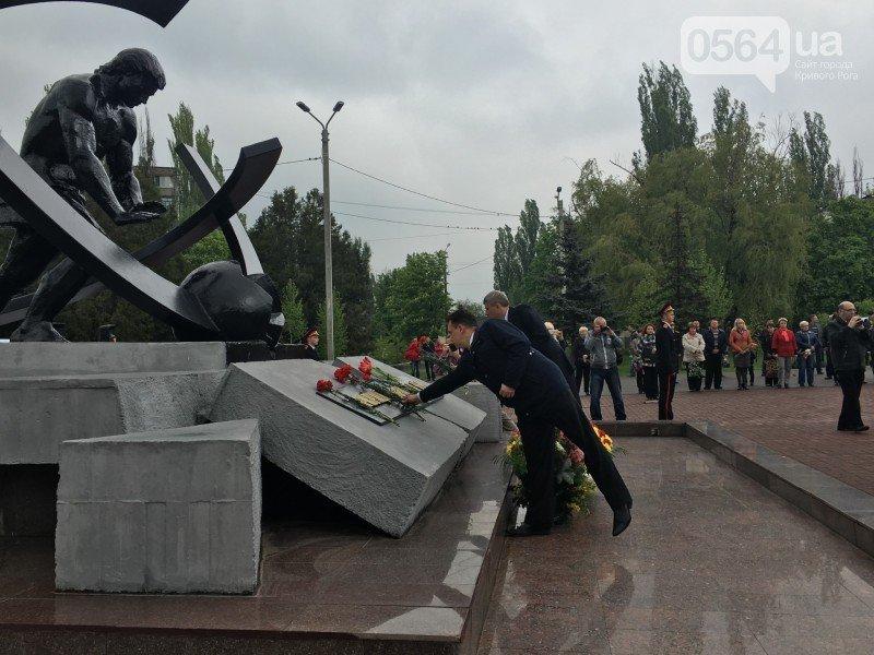 В Кривом Роге почтили память ликвидаторов Чернобыльской аварии (ФОТО), фото-13